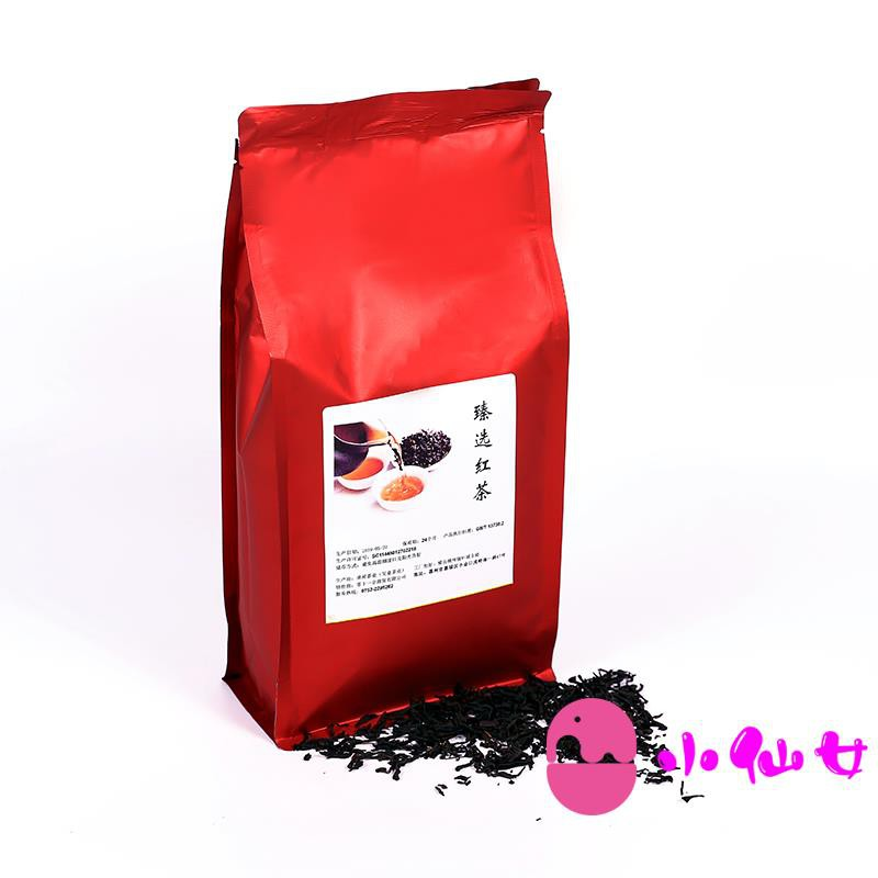 Zero selection of red tea, strong fragrance, loose tea, tea, tea, tea, tea shop, raw materials, special 520g to send for