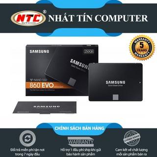 Ổ cứng SSD Samsung 860 Evo 250GB 2.5-Inch SATA III (Đen)