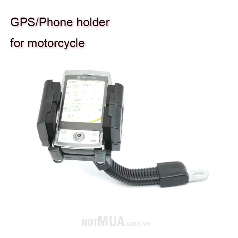 Giá đỡ điện thoại xe máy [Đơn 50k tặng phần quà thú vị]