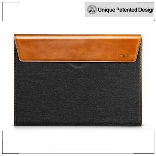 Túi chống sốc Tomtoc Premium Leather H15 for Macbook, Surface - Thương hiệu chính hãng TOMTOC (USA) thumbnail