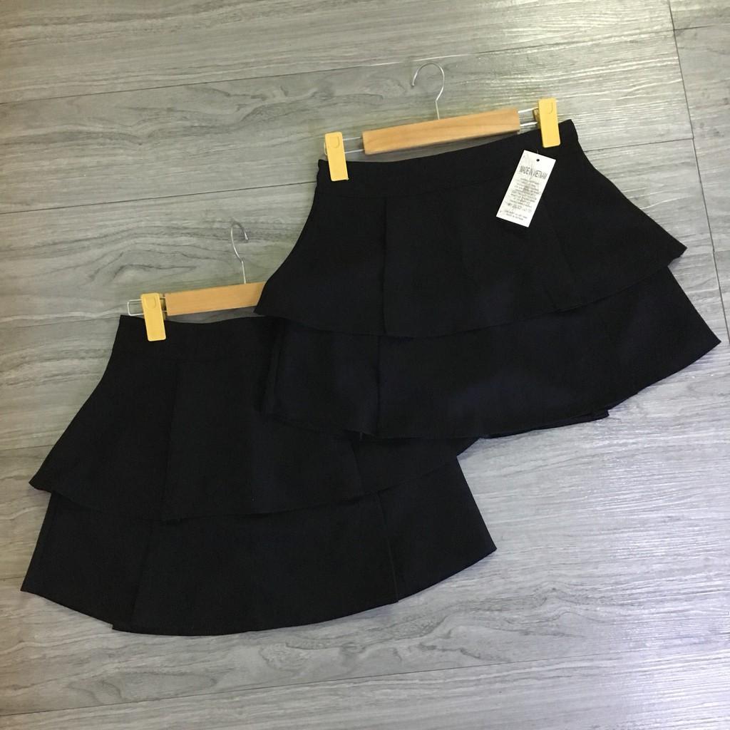 [SALE 50%] Chân váy 2 tầng siêu hot sale sốc