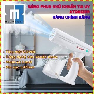 Súng phun khử khuẩn tia UV cầm tay Atomizer (Hàng chính hãng) thumbnail