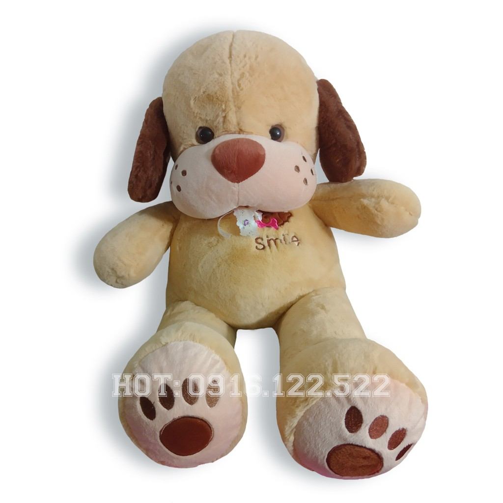 Gấu bông Chó Mặt Mụn