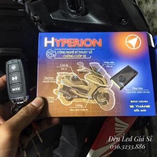 Bộ chống trộm xe máy HYPERION