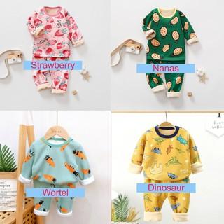 Bộ Đồ Ngủ Pijama 728823 (0-6yrs) Cho Bé Trai / Gái