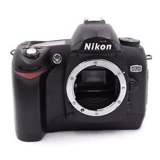Máy ảnh nikon d70s + lens theo máy