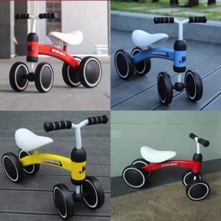 Xe cân bằng chòi chân 4 bánh hãng baby bike lọai 1 chất lượng cao