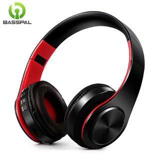 Tai nghe Basspal LPT660 bluetooth không dây có thể gấp gọn hỗ trợ nghe MP3 có micro tiện dụng