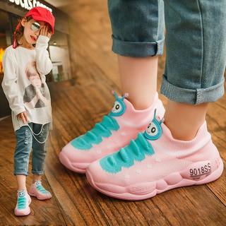 Giày thể thao thoáng khí năng động thời trang dành cho bé trai và bé gái