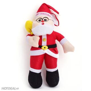 Gấu Bông Ông Già Noel (25cm)