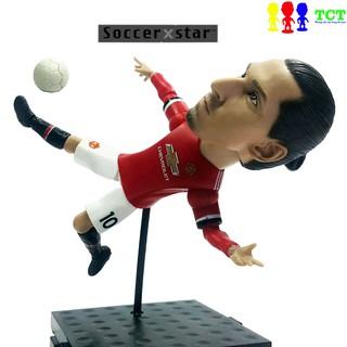 Tượng cầu thủ SoccerXstar Ibrahimovic MU