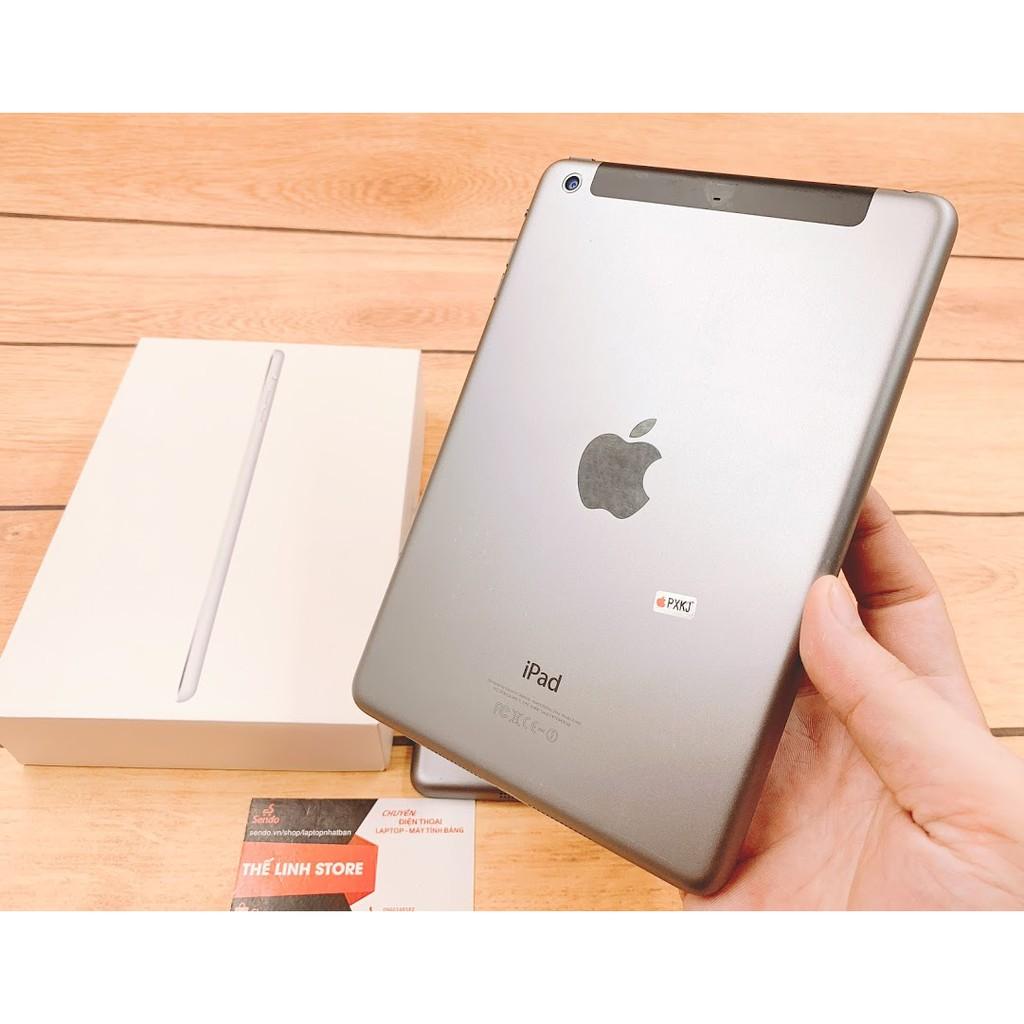 Máy tính bảng iPad Mini 1- Chính hãng Apple