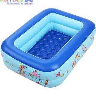 Bể bơi cho bé, rẻ nhất quả đất.