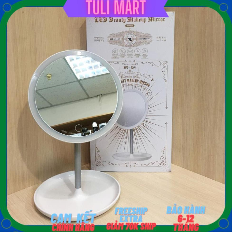 Gương Trang Điểm Có Đèn LED Remax RT-L04