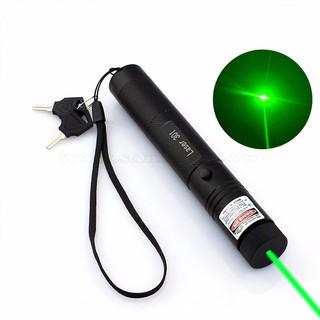 Đèn lazer 303 ánh sáng xanh Lớn