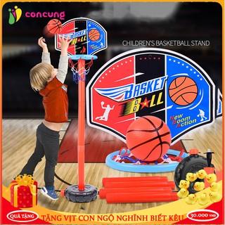 Đồ chơi trẻ em, Đồ chơi bóng rổ trẻ em giúp phát triển chiều cao cho bé thumbnail