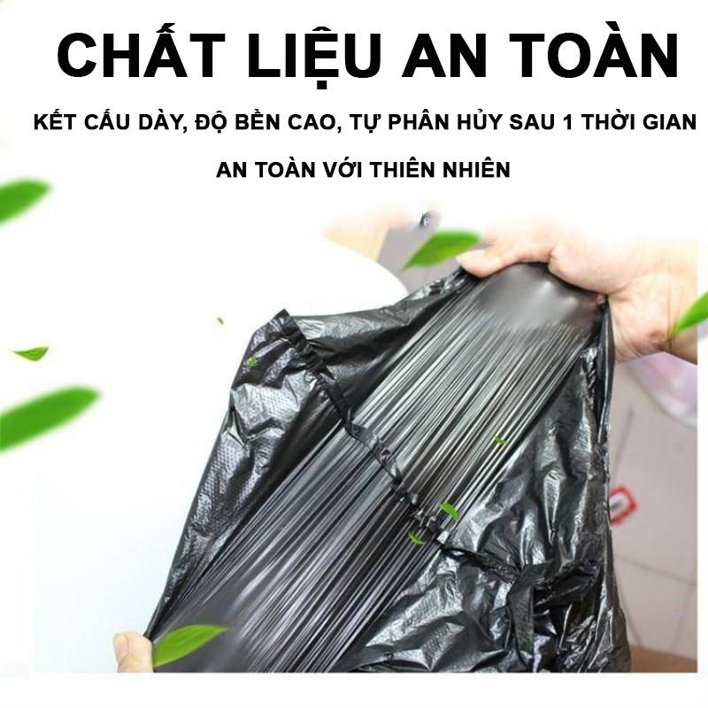 Túi đựng rác /Cuộn Túi Đựng Rác Tự Phân Hủy Bảo Vệ Môi Trường An Lành Cuộn Túi rác