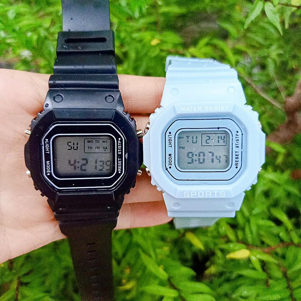 Đồng hồ điện tử nam nữ cá tính Sport Style