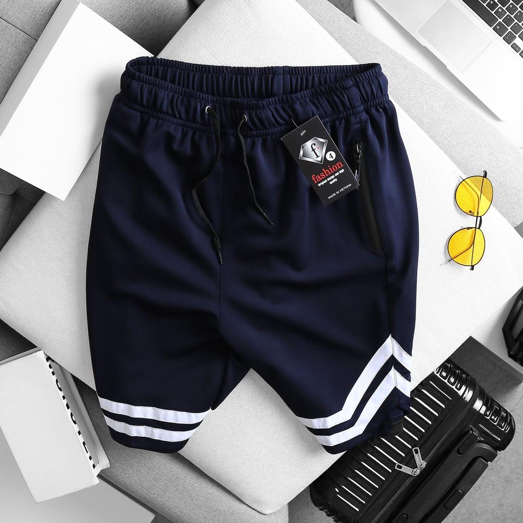 [bigsize <140kg] quần đùi quần short thun nam big size viền chân