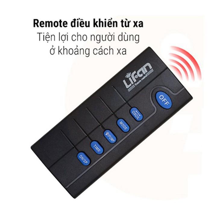 Điều khiển, Remote quạt LiFan TẶNG 2 Pin AAA
