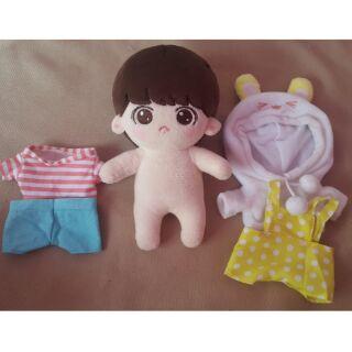 Doll BTS JungKook – FujiKook + outfit