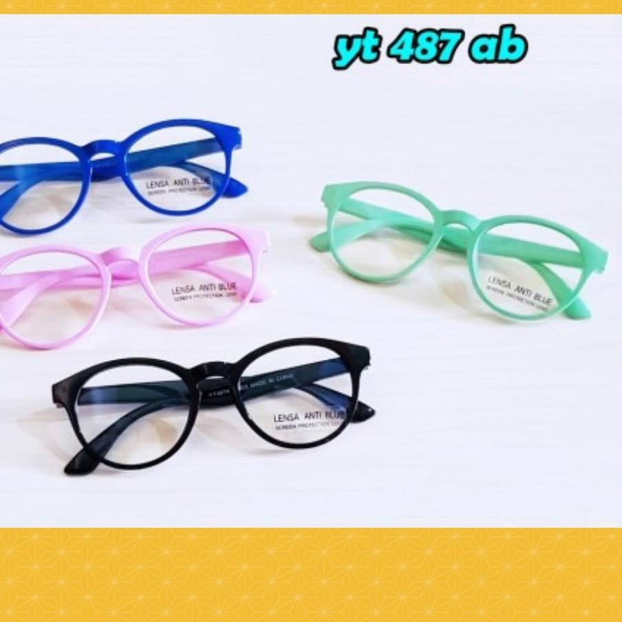 The Most HOT!!!!! Kính Bảo Hộ Chống Bức Xạ 4912 Cho Trẻ Em YT487
