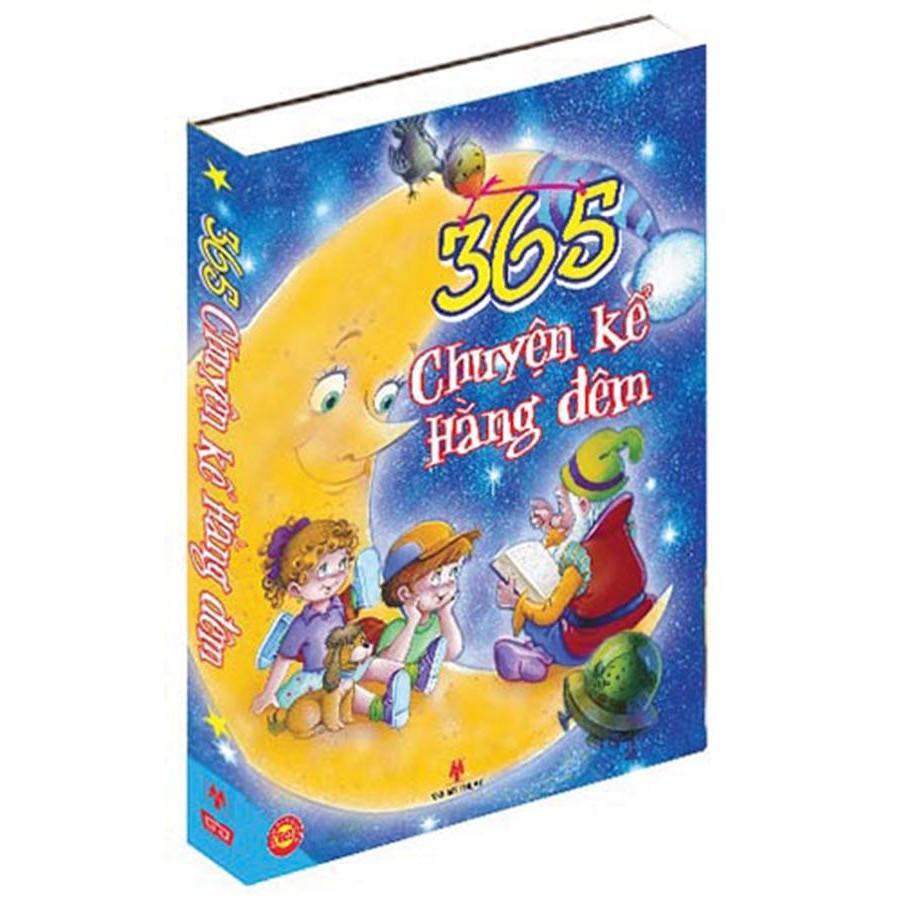 365 chuyện kể hằng đêm Bìa cứng(155)