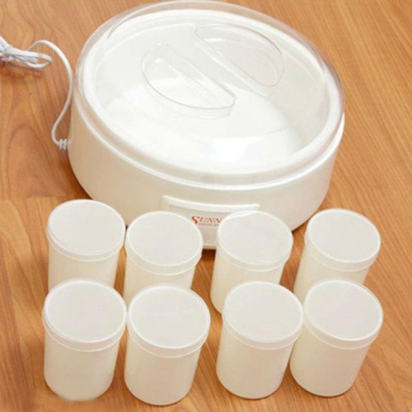 Máy Làm Sữa Chua Sunny (Tặng 8 cốc)