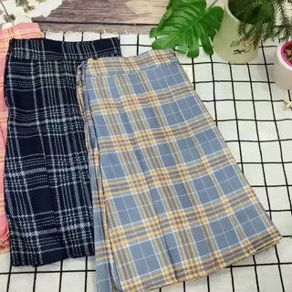 [Mã WA1510 giảm 10k đơn 99k] Váy Chân Váy Tennis 1765 Skirt Caro Korea kẻ