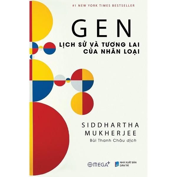 Sách Alphabooks - Gen : Lịch Sử Và Tương Lai Của Nhân Loại