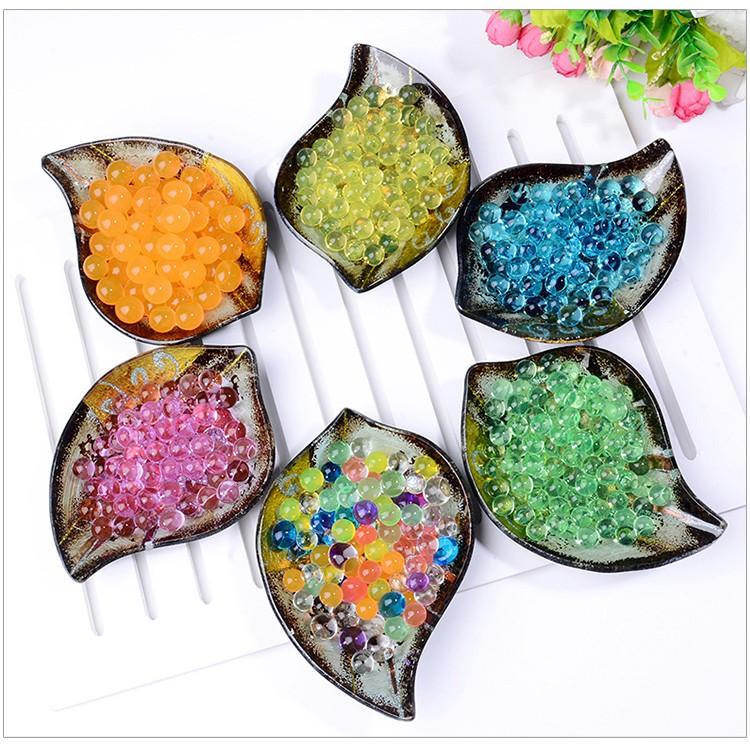Sản phẩm 5000 Hạt Nở Nhật Bản 1 màu Làm Slime Hoặc Trồng Cây ( 13 màu tùy chọn )...