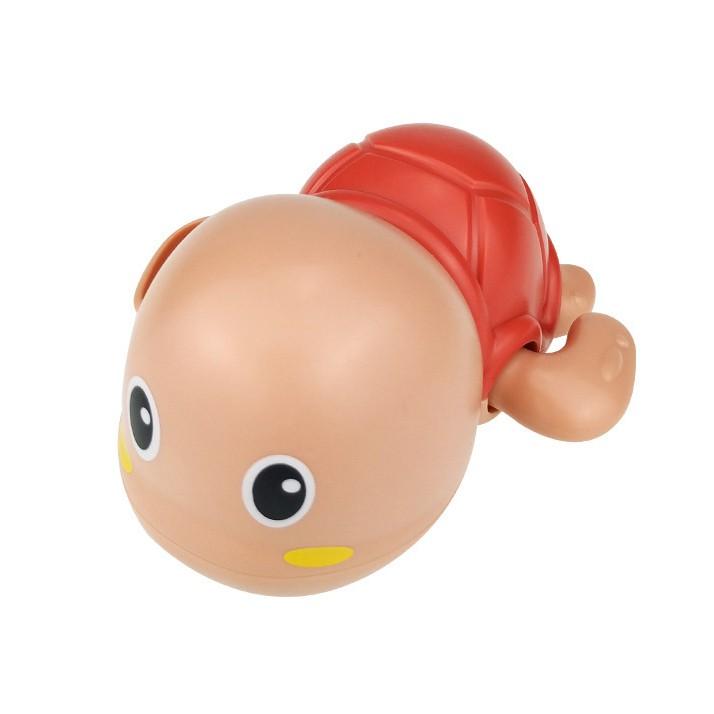 Đồ chơi nhà tắm rùa bơi vặn cót siêu cưng, chất liệu an toàn cho bé thỏa sức vui chơi