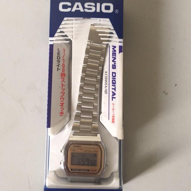 (Khánh Linhh) Đồng hồ điện tử Casio Nhật Bản