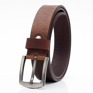 Thắt lưng nam da bò AT Leather - S4K-02 - Da bò sáp thumbnail