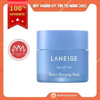 Mặt nạ ngủ Laneige Mini Water Sleeping Pack 15ml thumbnail