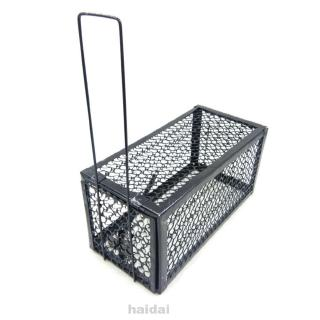Home Cage Trap Rodent Animal Control Catcher Mice Bait Humane Live