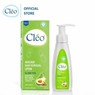 Tẩy lông Toàn Thân CLEO 90G-Tinh chất bơ -Chính hãng 100% thumbnail