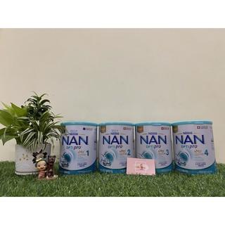 [DATE 2023] Sữa Nan Nga đủ số 1,2,3,4 800g