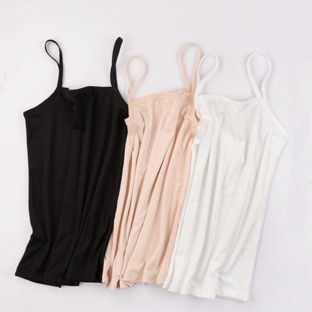 ✳ Áo bra ✳ áo lá dài không mút cotton có size