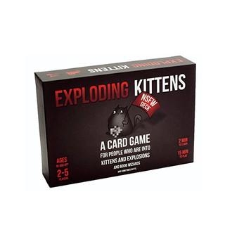 Exploding Kittens – Mèo Nổ đen cảm tử