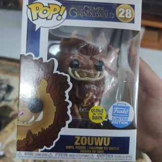 Mô hình Funko Zouwu glow funko shop exclusive