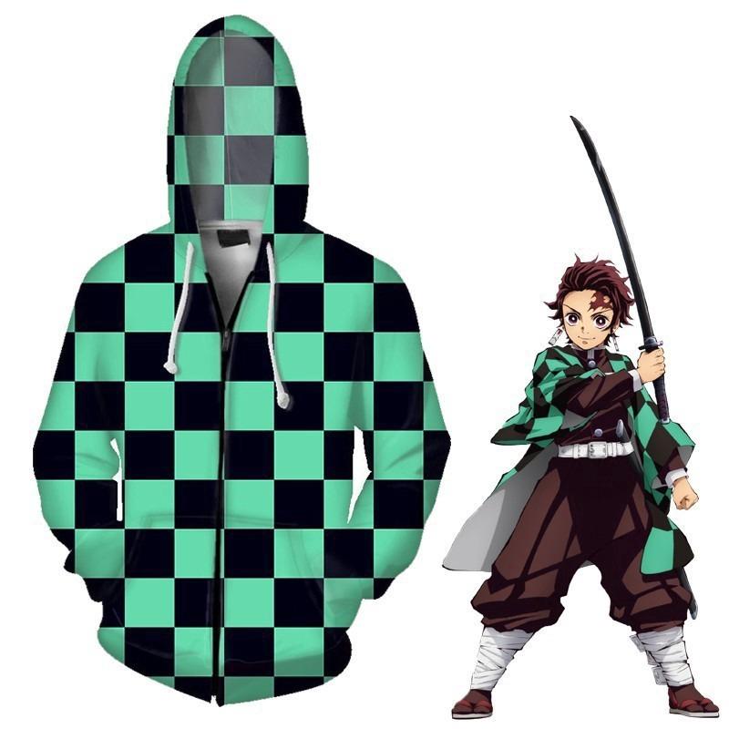 Áo hoodie hóa trang Anime dễ thương