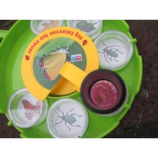 Bộ hộp dụng cụ kính lúp quan sát côn trùng, thực vật – khám phá thế giới khoa học