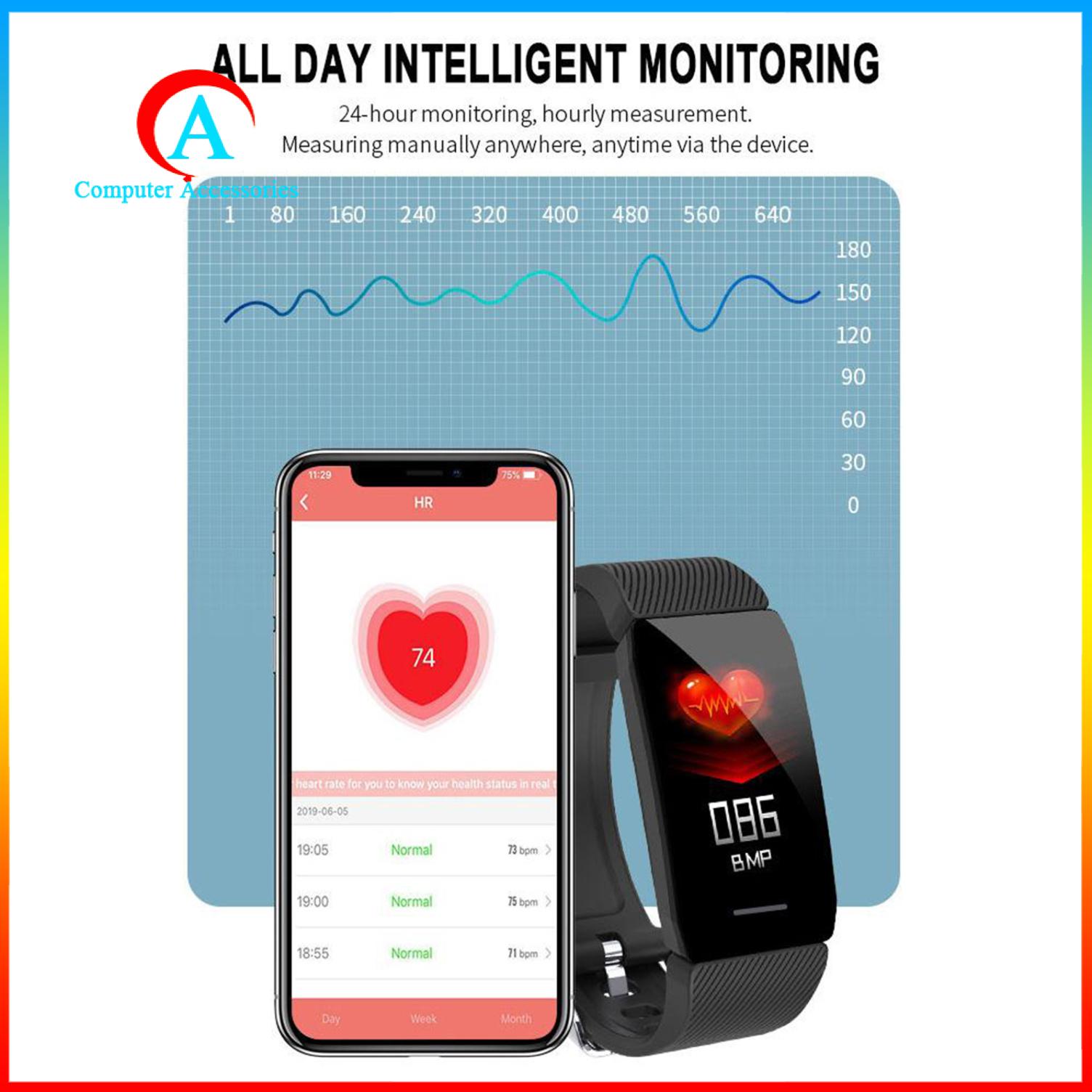 Đồng Hồ Thông Minh Cho Điện Thoại Android / Ios