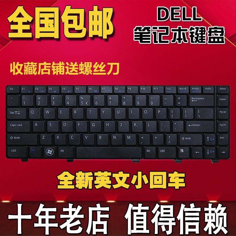 แทนที่ DELL Dell Vostro 3300 3400 V3300 V3400 V3500 P10G แป้นพิมพ์