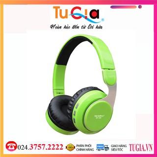 Tai nghe SoundMax BT100 (màu xanh lá)-Hàng chính hãng