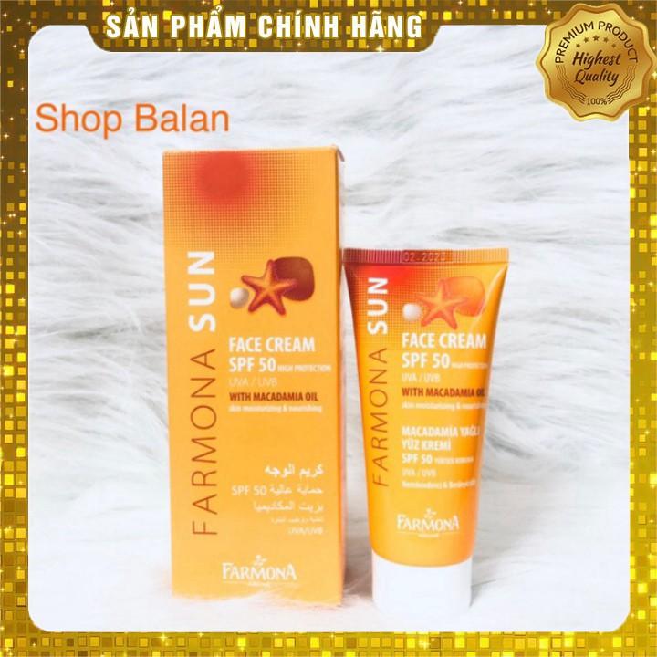 Kem Chống Nắng Da Mụn, Da Dầu FPE 50 - Farmona Sun Oil Free