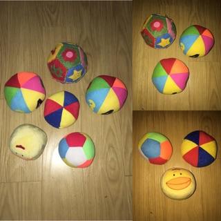 Set 5 quả banh cho bé ( đồ si tuyển)