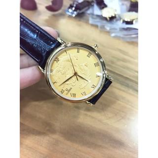 Đồng hồ nam dây da Qianba cao cấp thời thượng