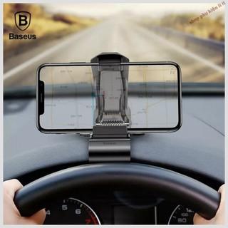 Giá đỡ kẹp điện thoại đế móc holder thiết kế nhỏ gọn thời trang thông minh rất chắc chắn phù hợp mọi vị trí trên xe ô tô
